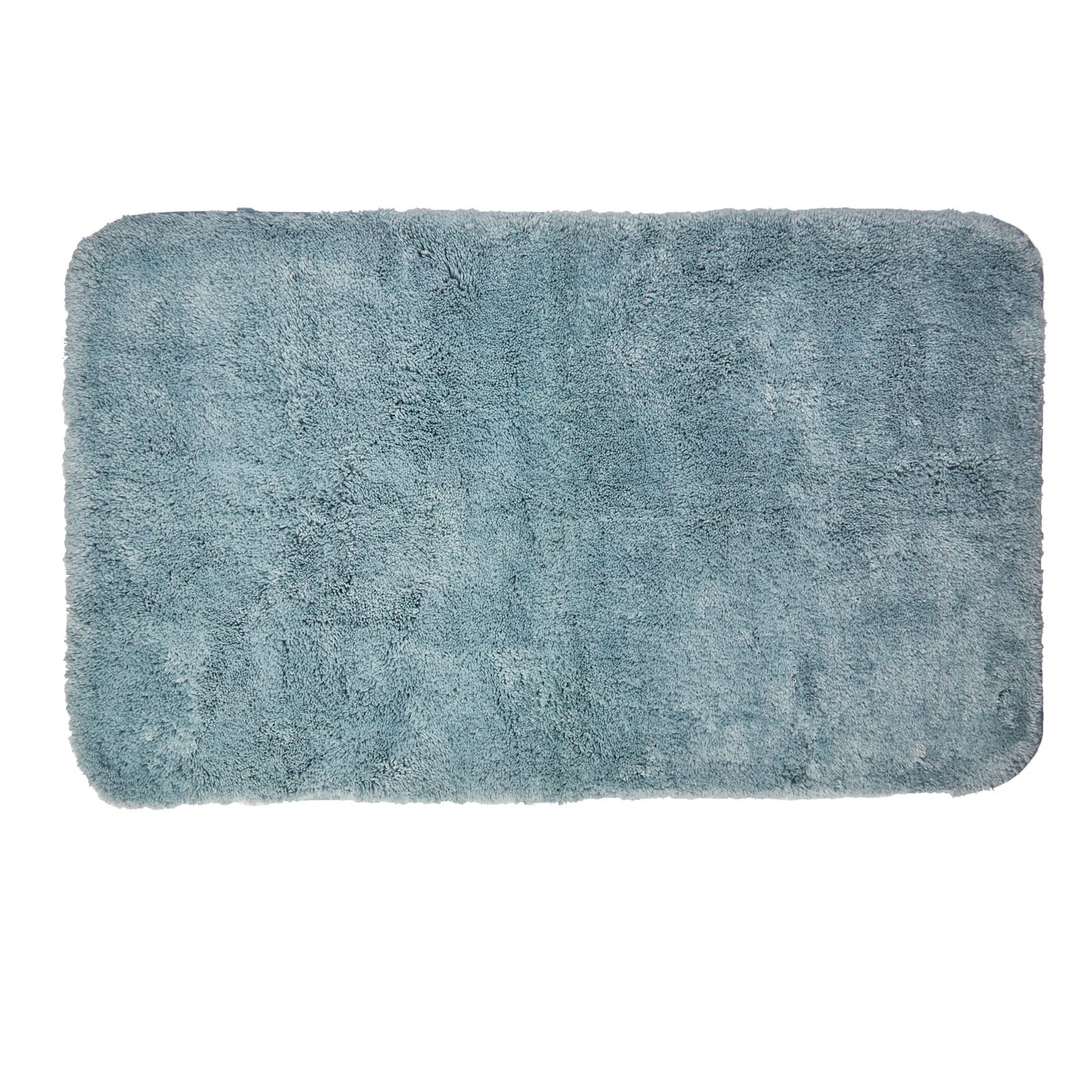 Corina 21' x 60' Bath Rug , CLOUD BLUE