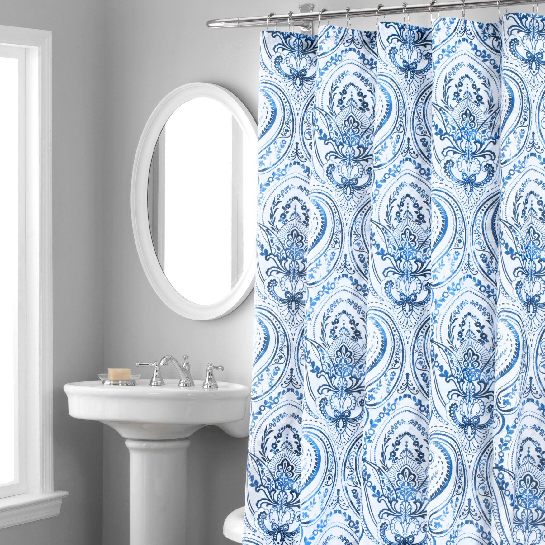 Nicole Miller Melina Shower Curtain
