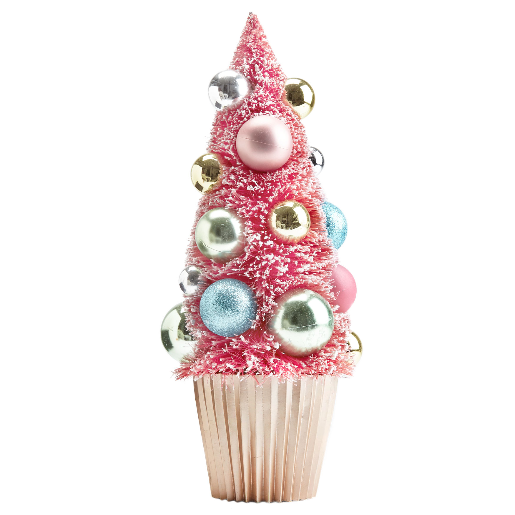 Small Cupcake Tabletop Tree, PINK