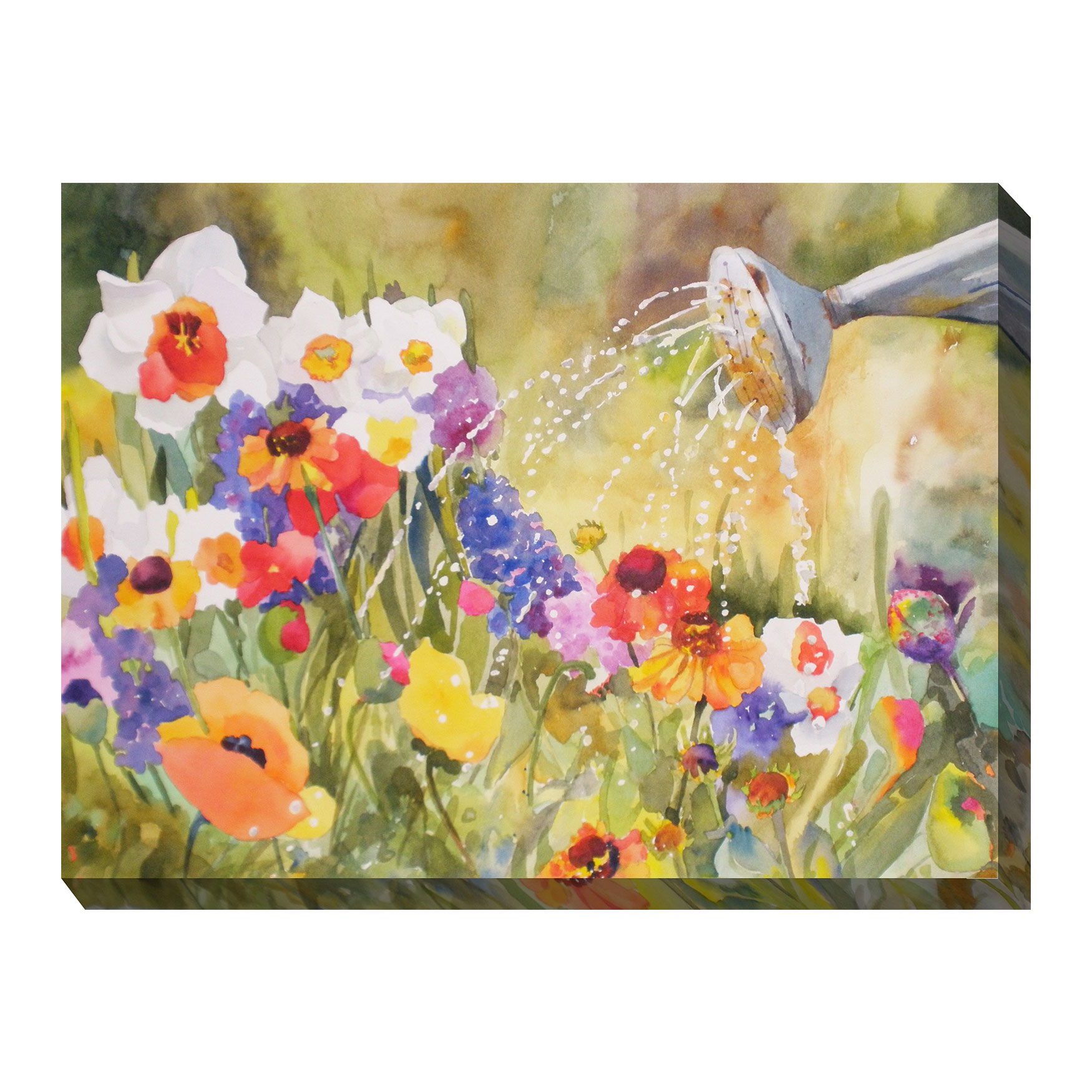 All Weather All Season Outdoor Canvas Art., MULTI