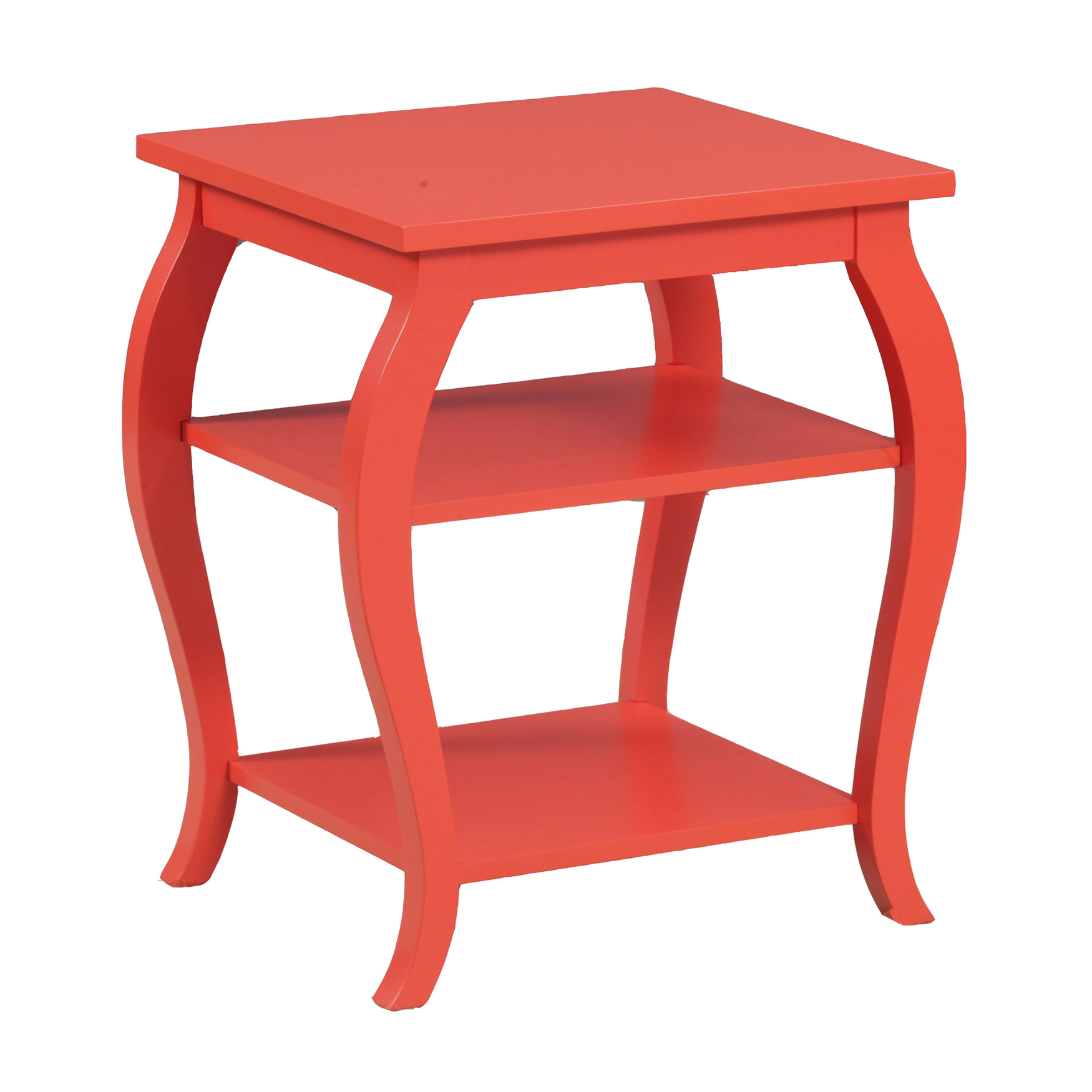 Panorama Table, ORANGE