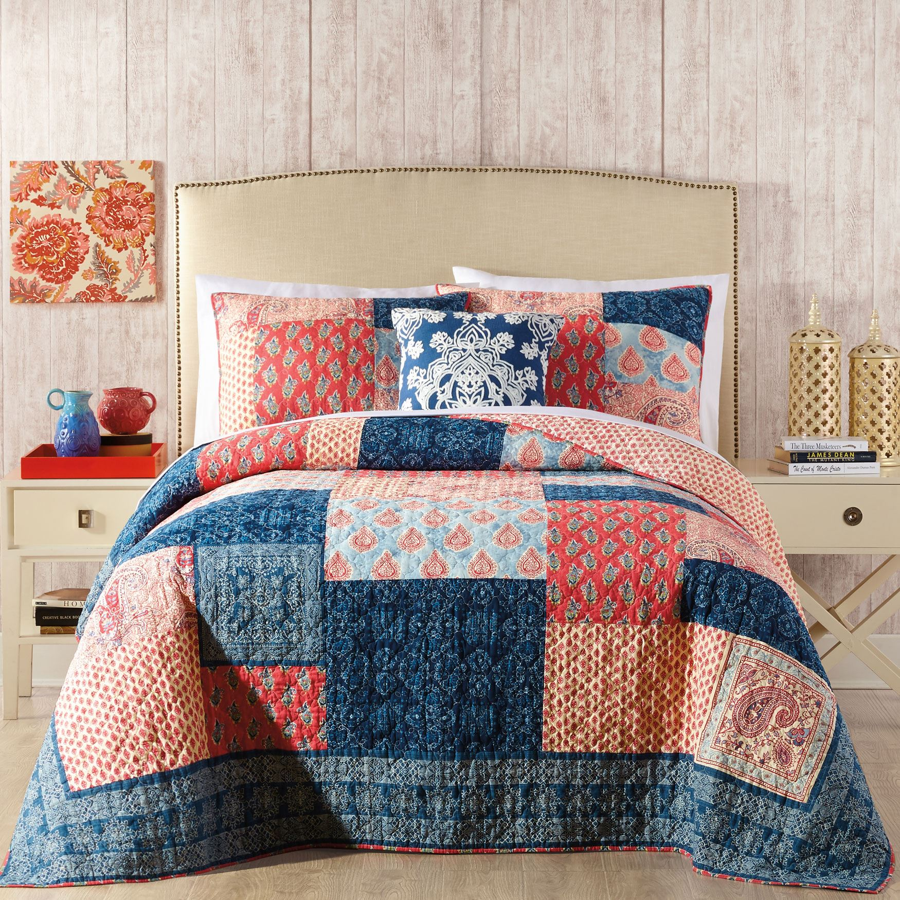 Jessica Simpson Grace Quilt Collection Plus Size Quilts