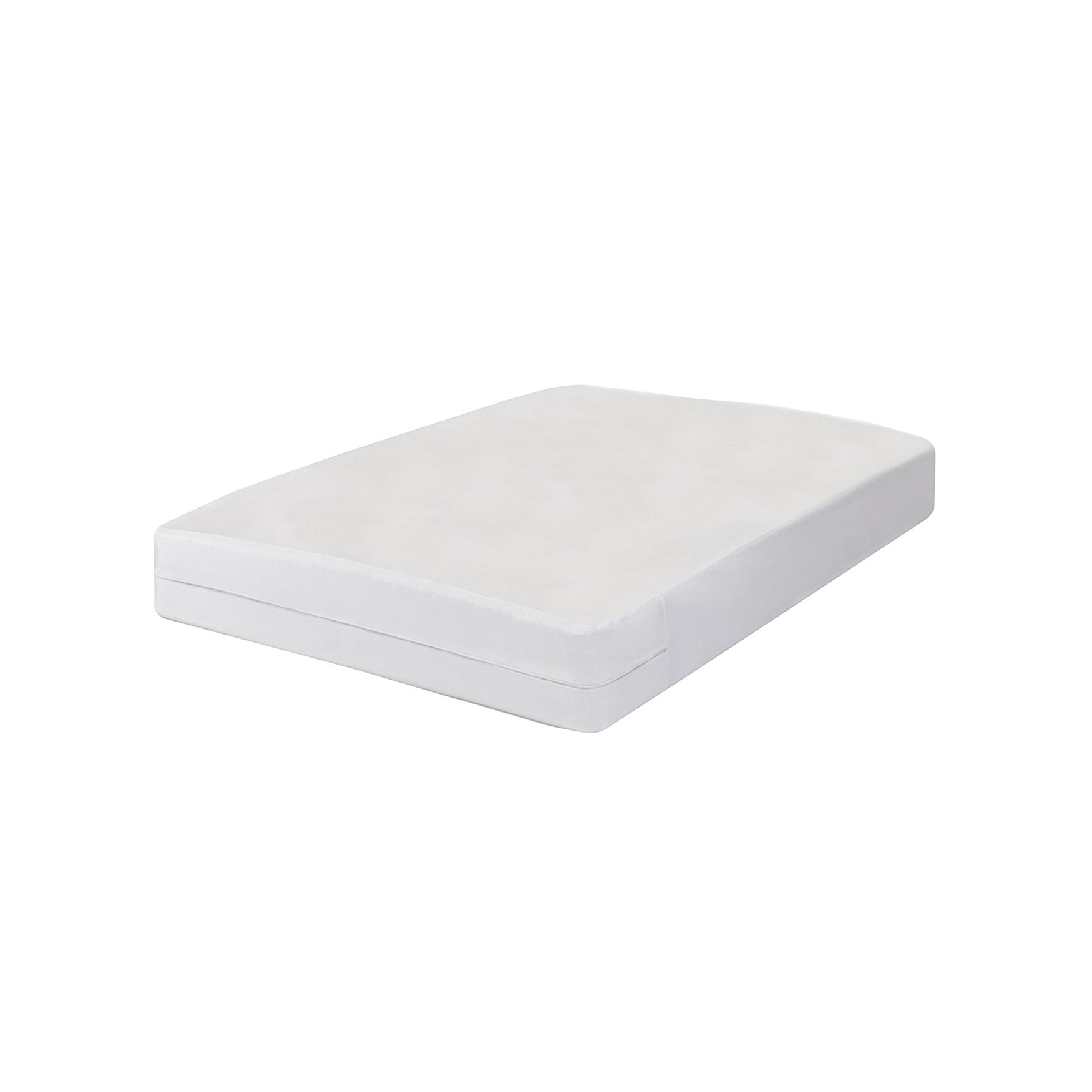 Fresh Ideas All-In-One Zippered Boxspring Encasement Cover,