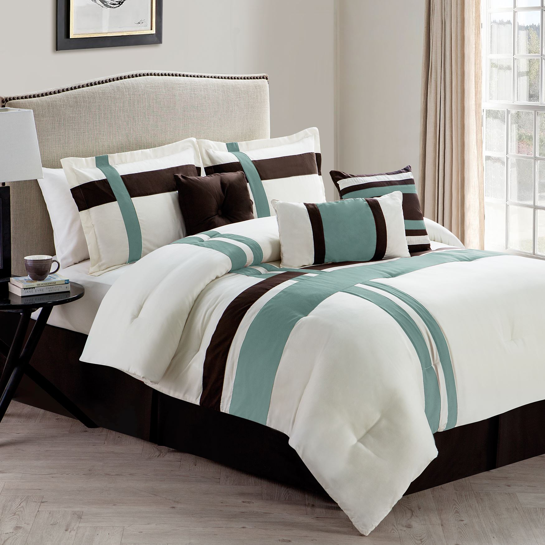 Berkley 7pc Comforter Set,