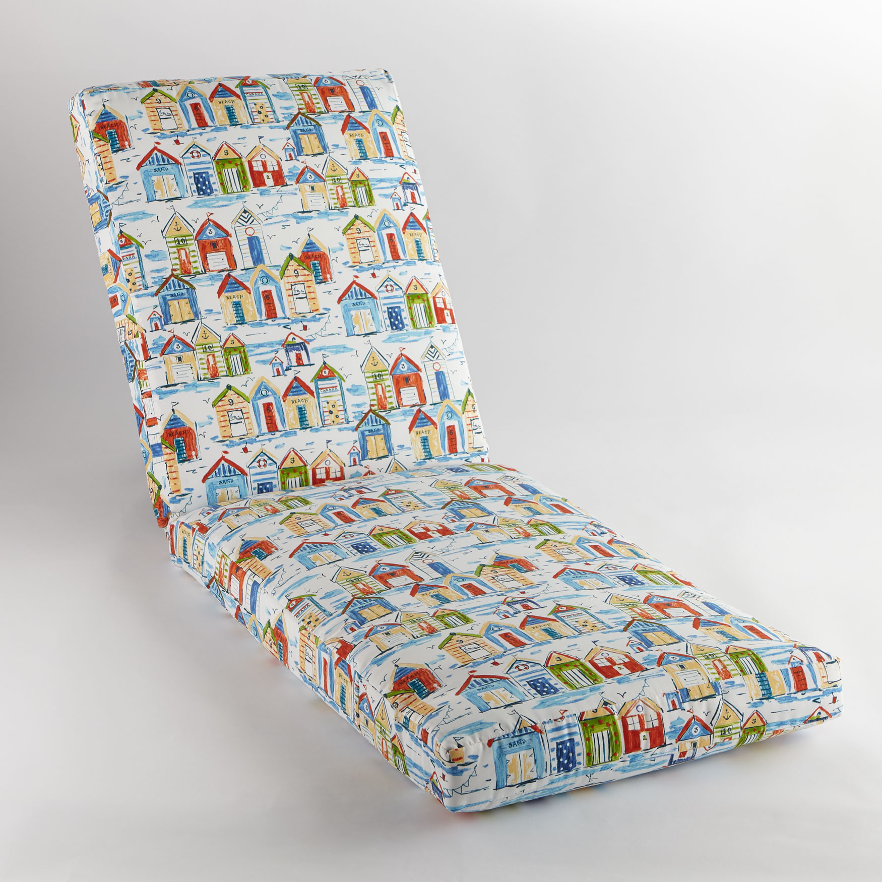 84' Chaise Cushion,