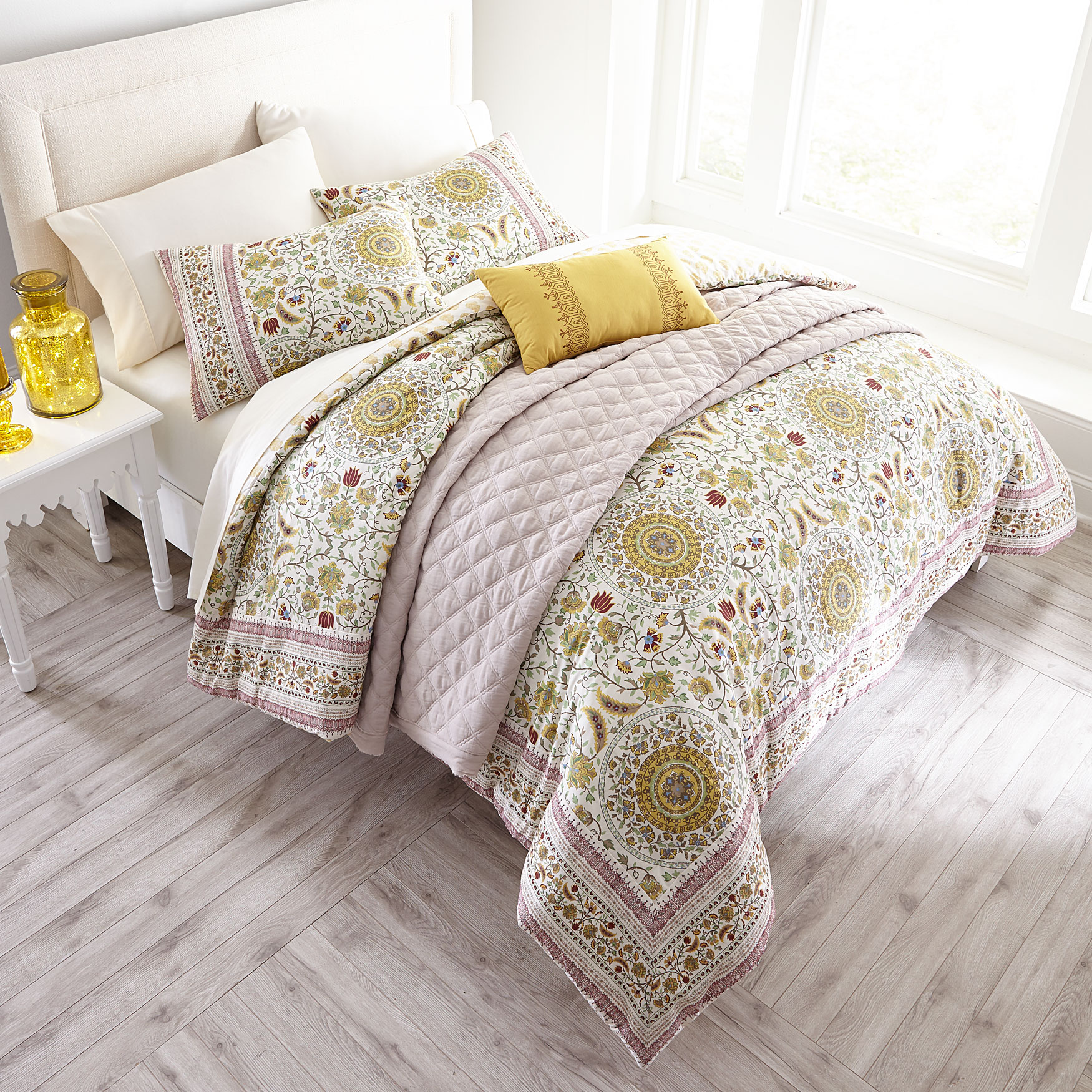 Ishani Comforter Collection,