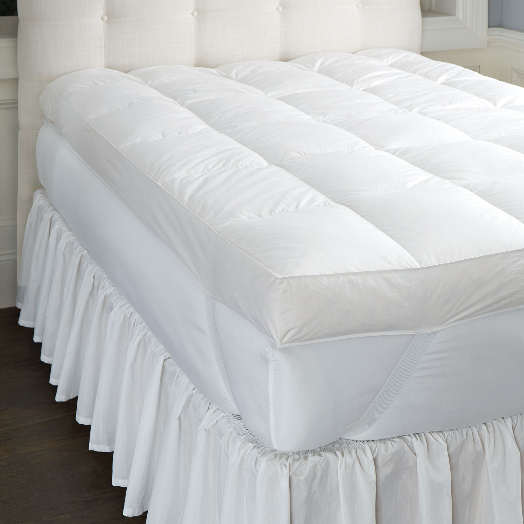 Down Mattress Pad,