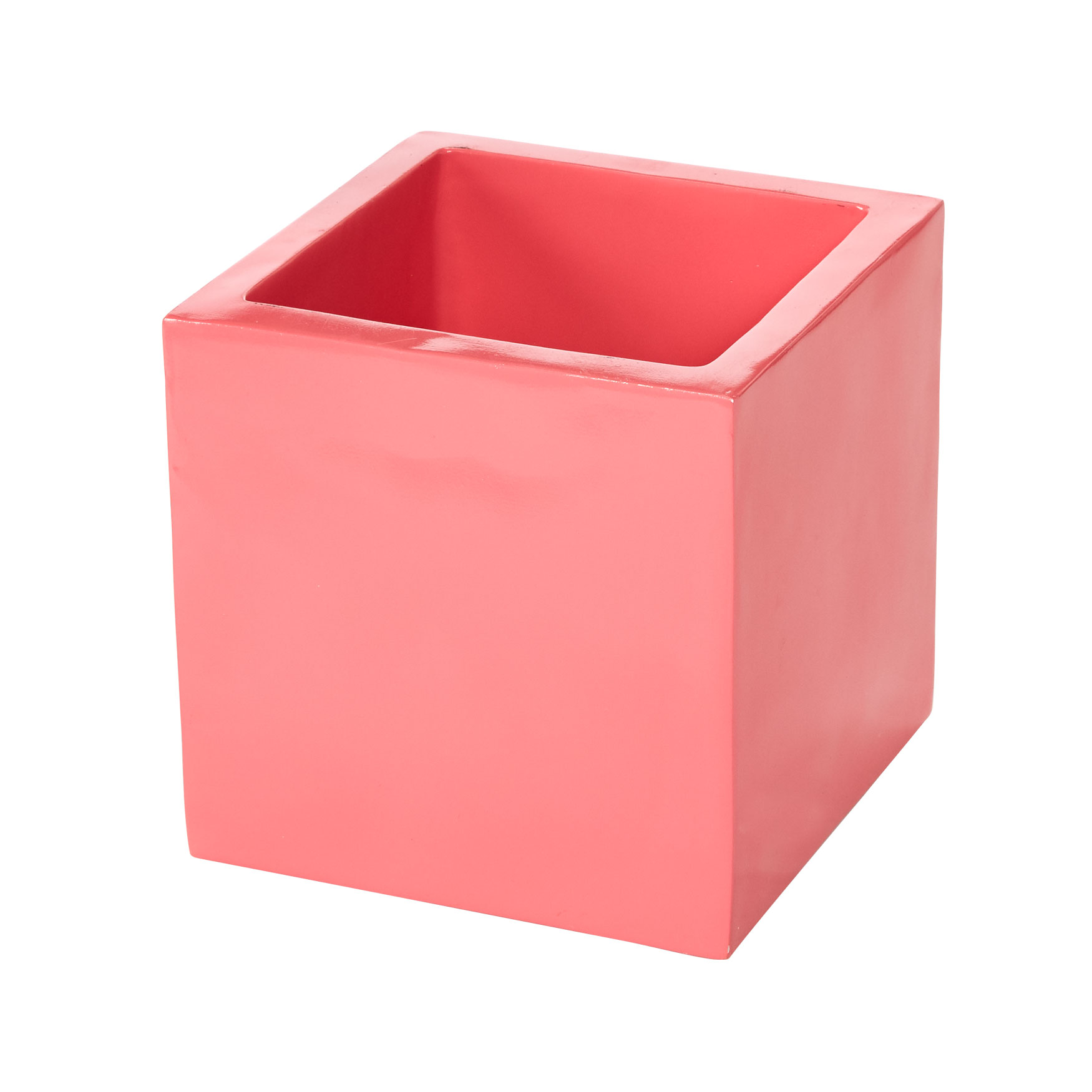 Small Stackable Planter, PINK