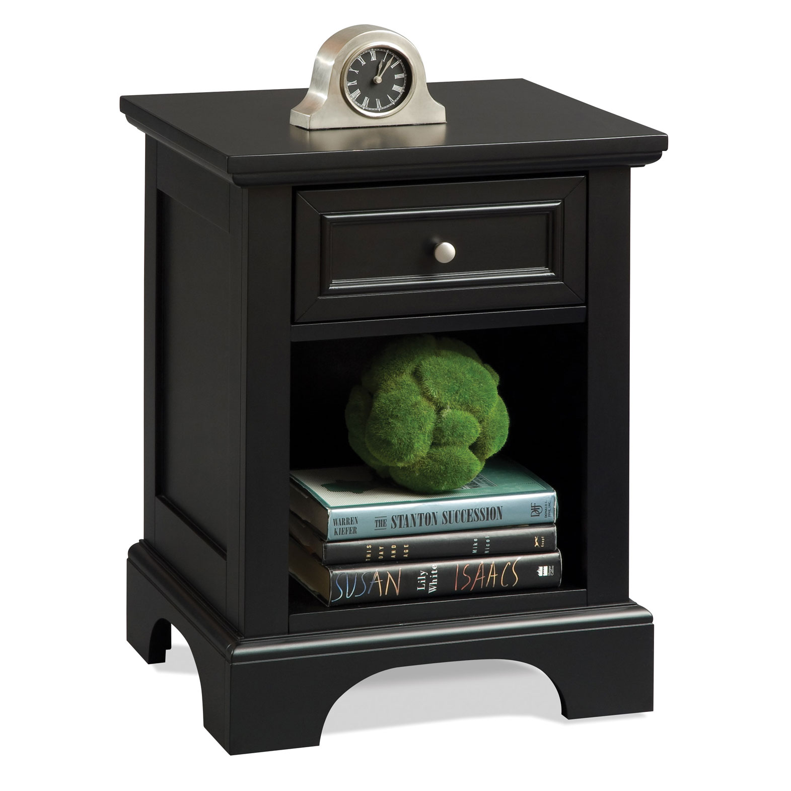 Bedford Night Stand, EBONY