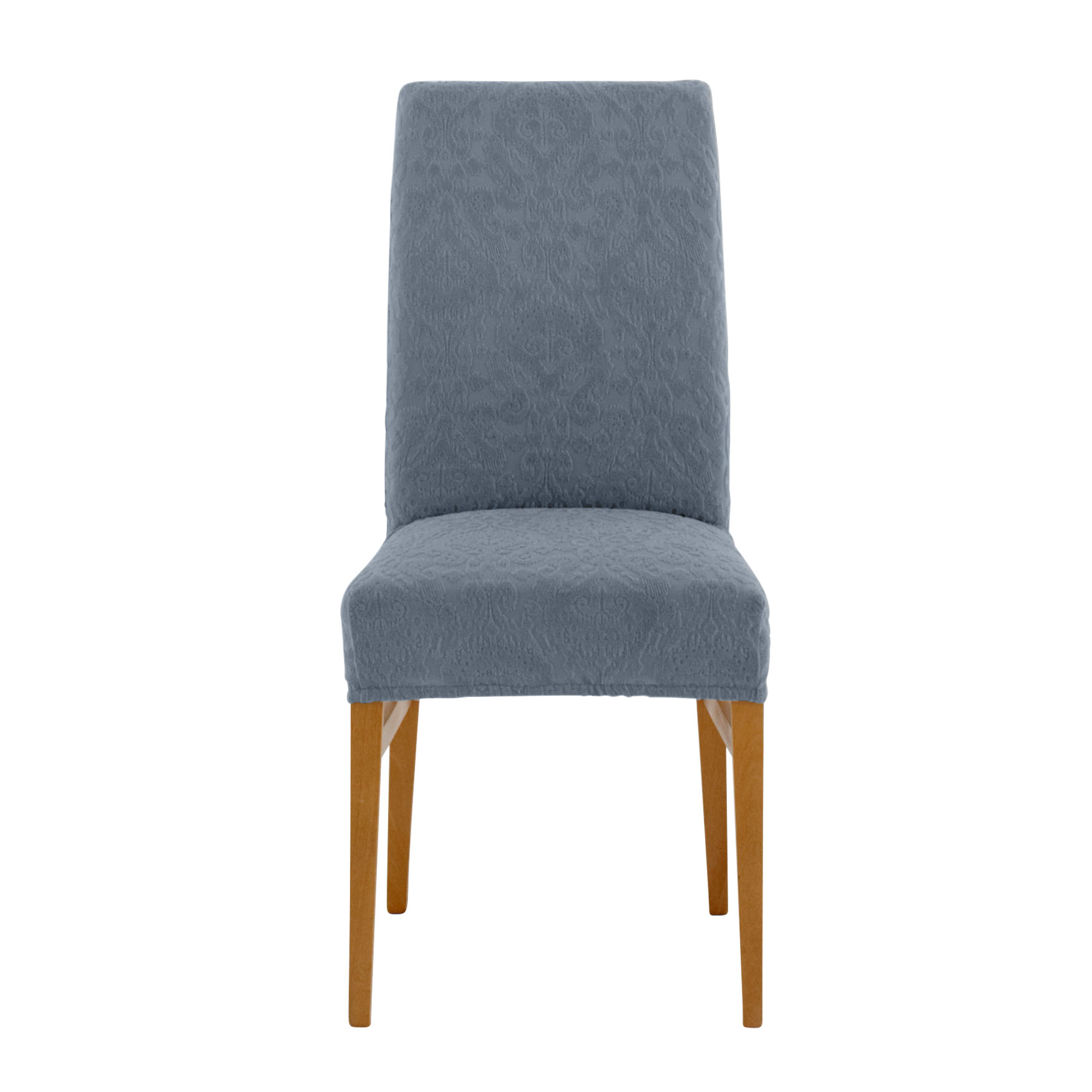 BH Studio Ikat Stretch Dining Room Chair Slipcover | Plus ...