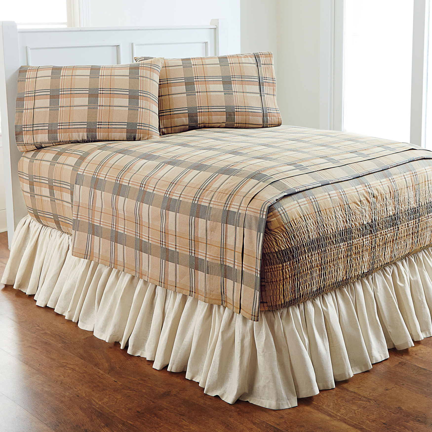 Bed Tite™ Flannel Sheet Set,