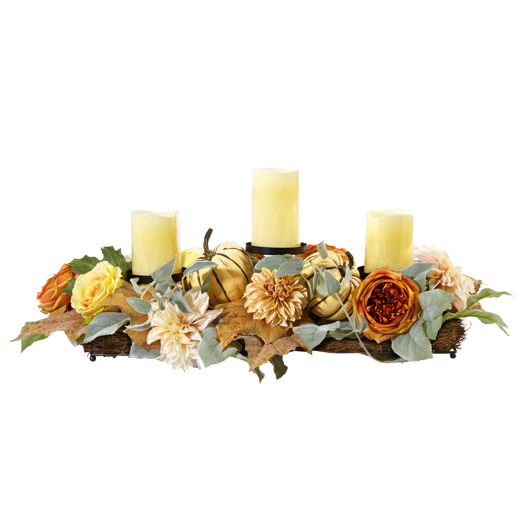 Aurelia Centerpiece, YELLOW