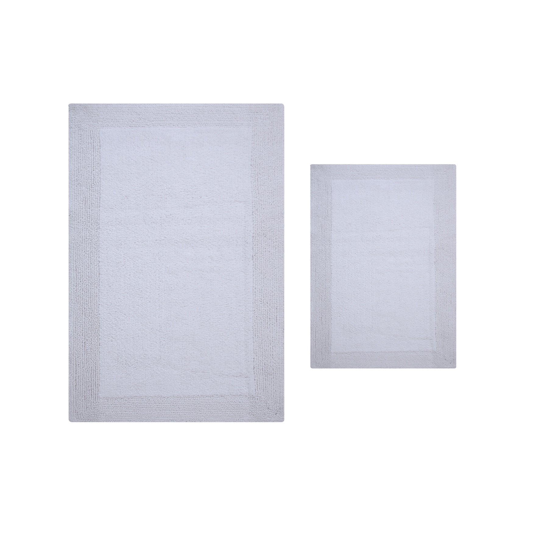 Luxury Hotel Style Bath Rug 2-Pc. Set,