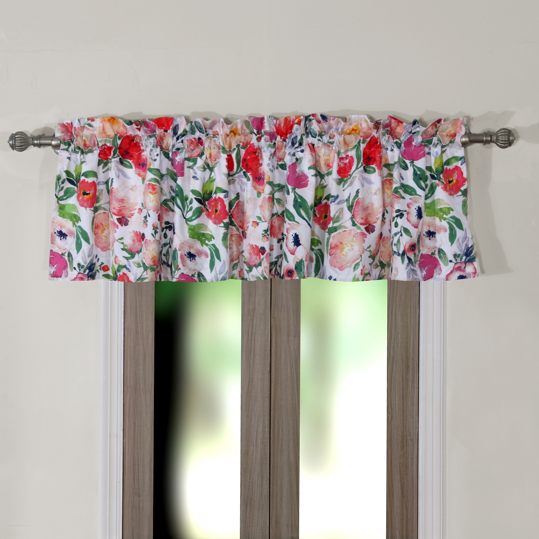Blossom Window Valance by Barefoot Bungalow, MULTI