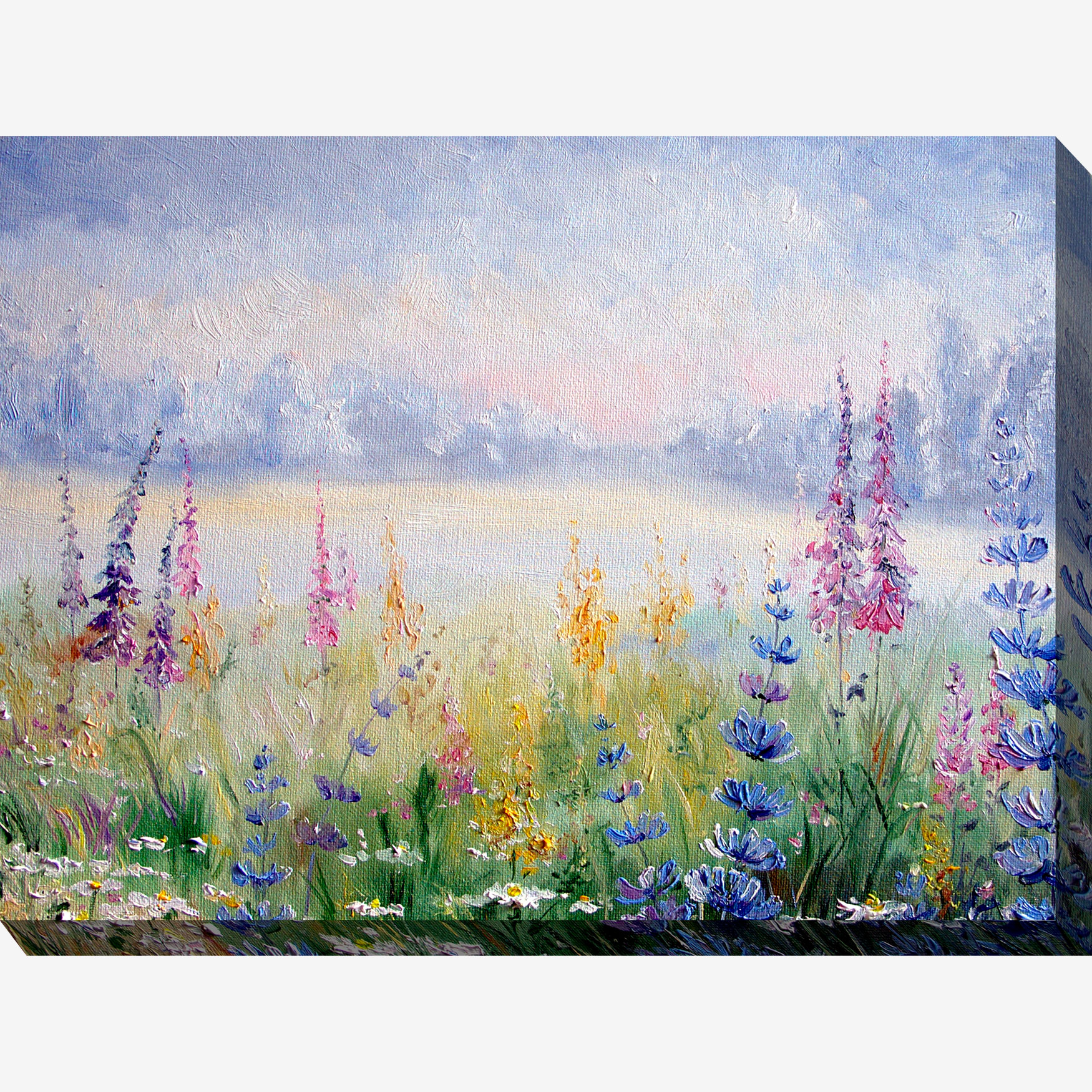 Midsummer Morn Wall Art, MULTI