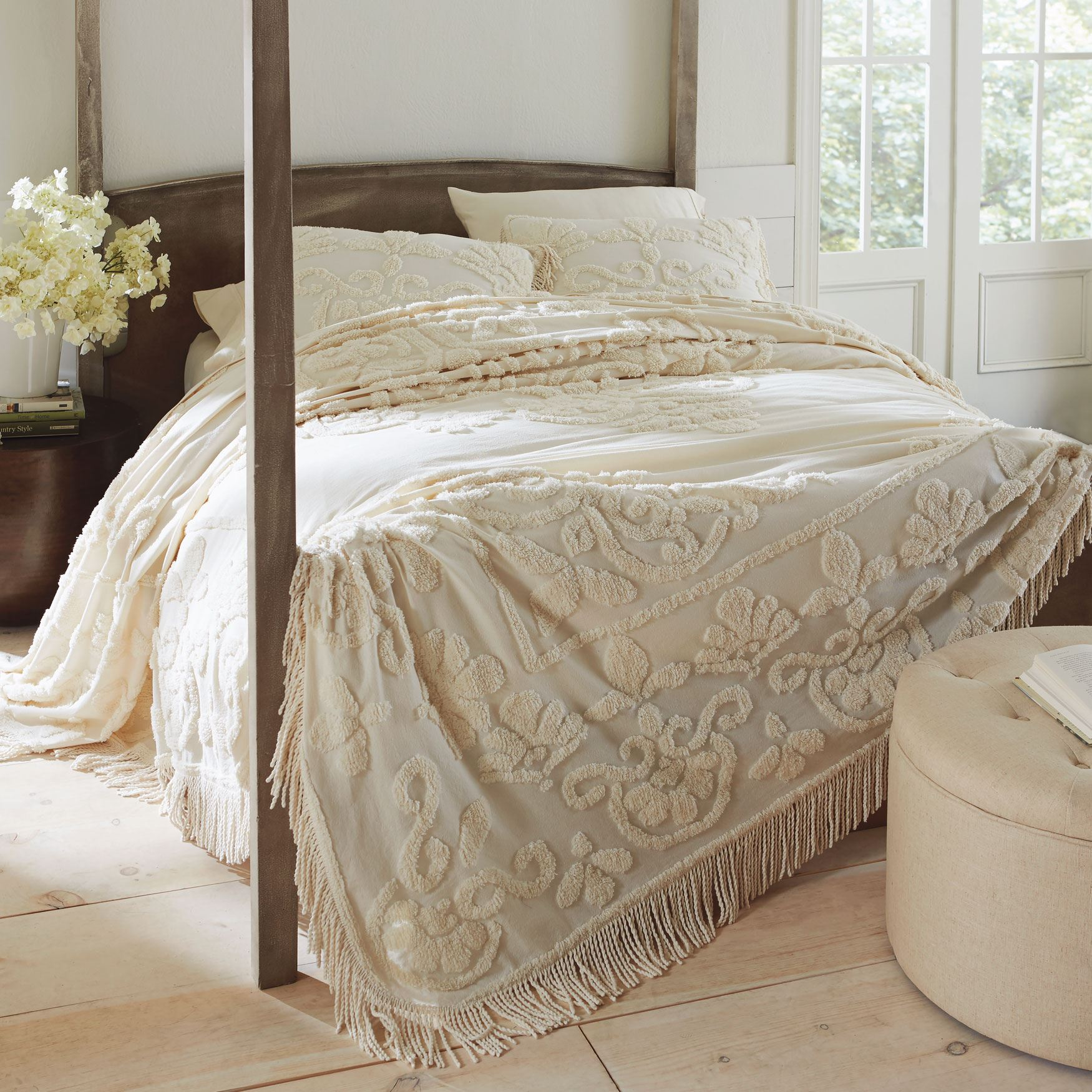 Holden Chenille Bedspread Collection,