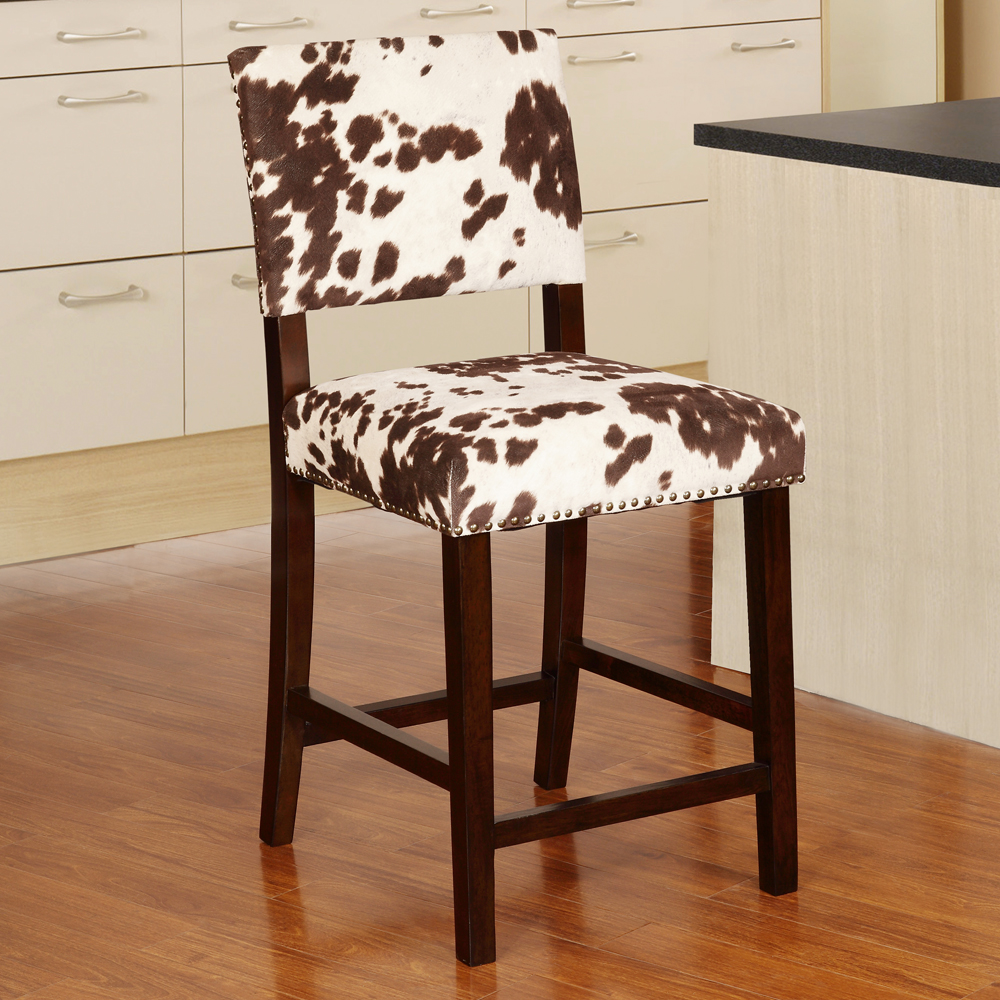 Corey Counter Stool, UDDER MADNESS BROWN