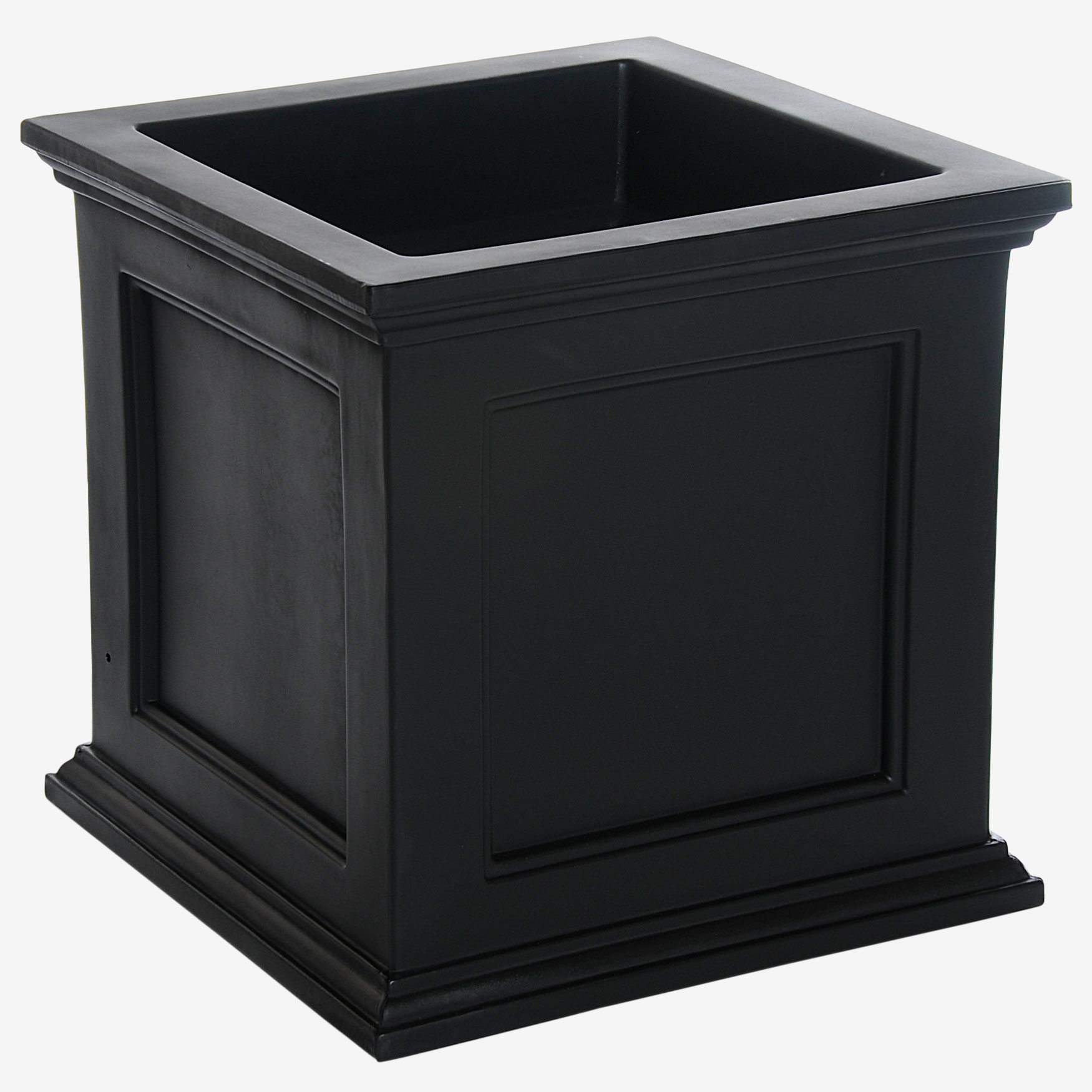"Fairfield 20""Sq. Patio Planter,"