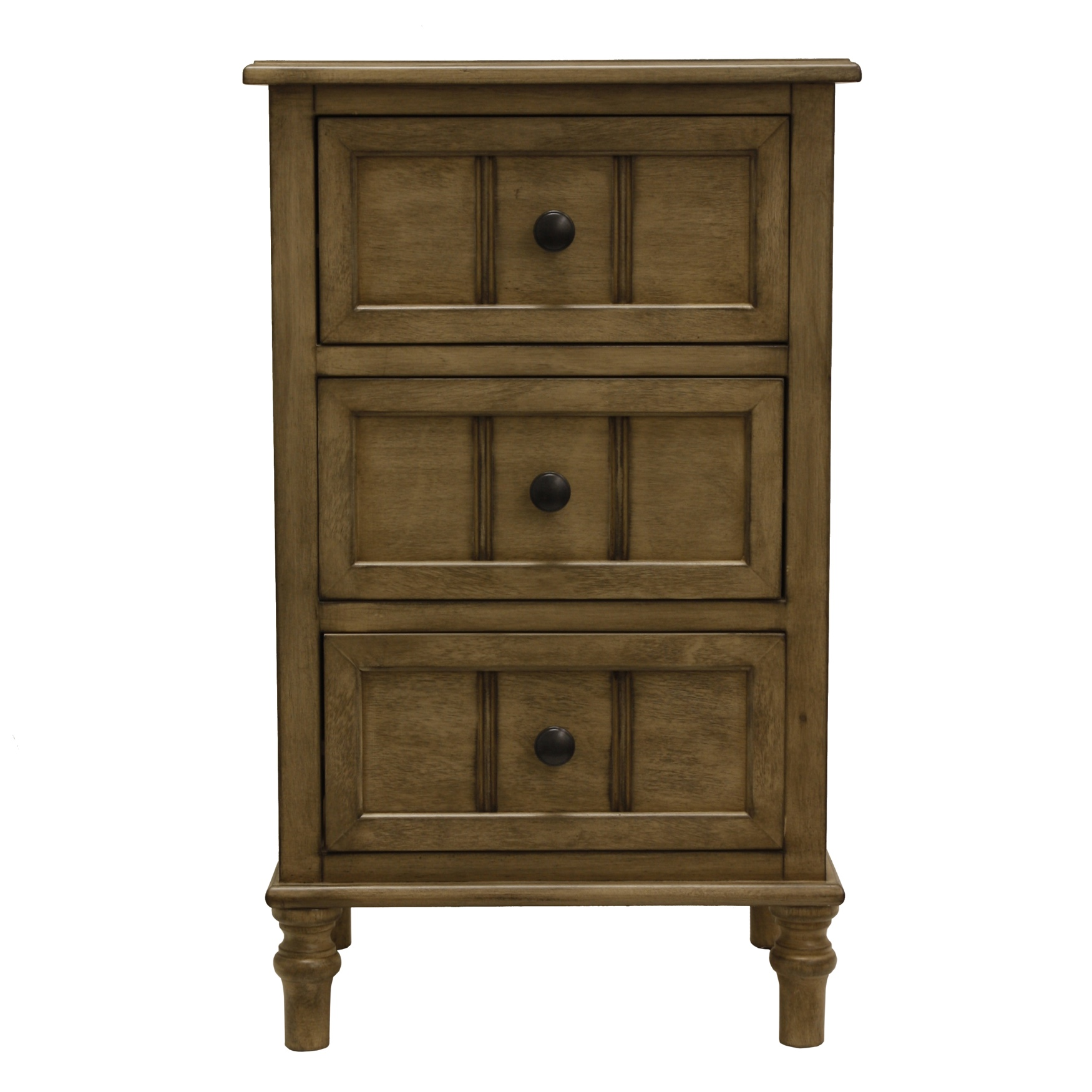 Sahara 3-Drawer Chest by J. Hunt, SAHARA