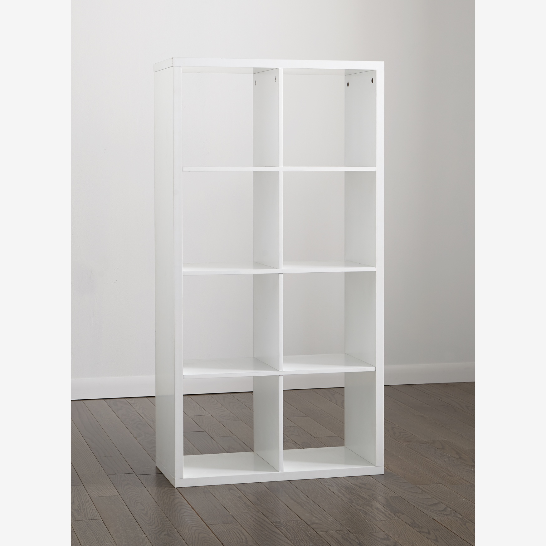 Eve 8-Cube Cubby, WHITE