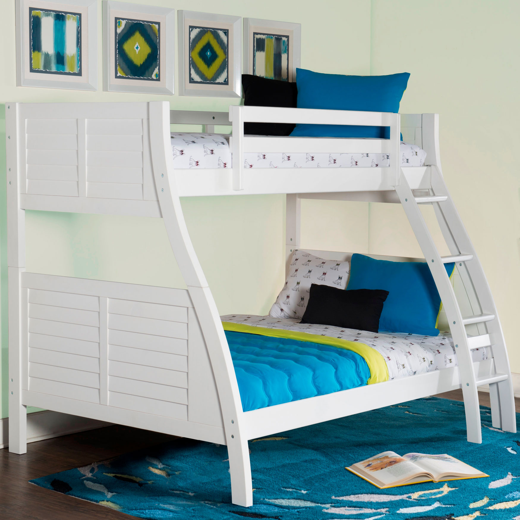 Easton Bunk Bed,