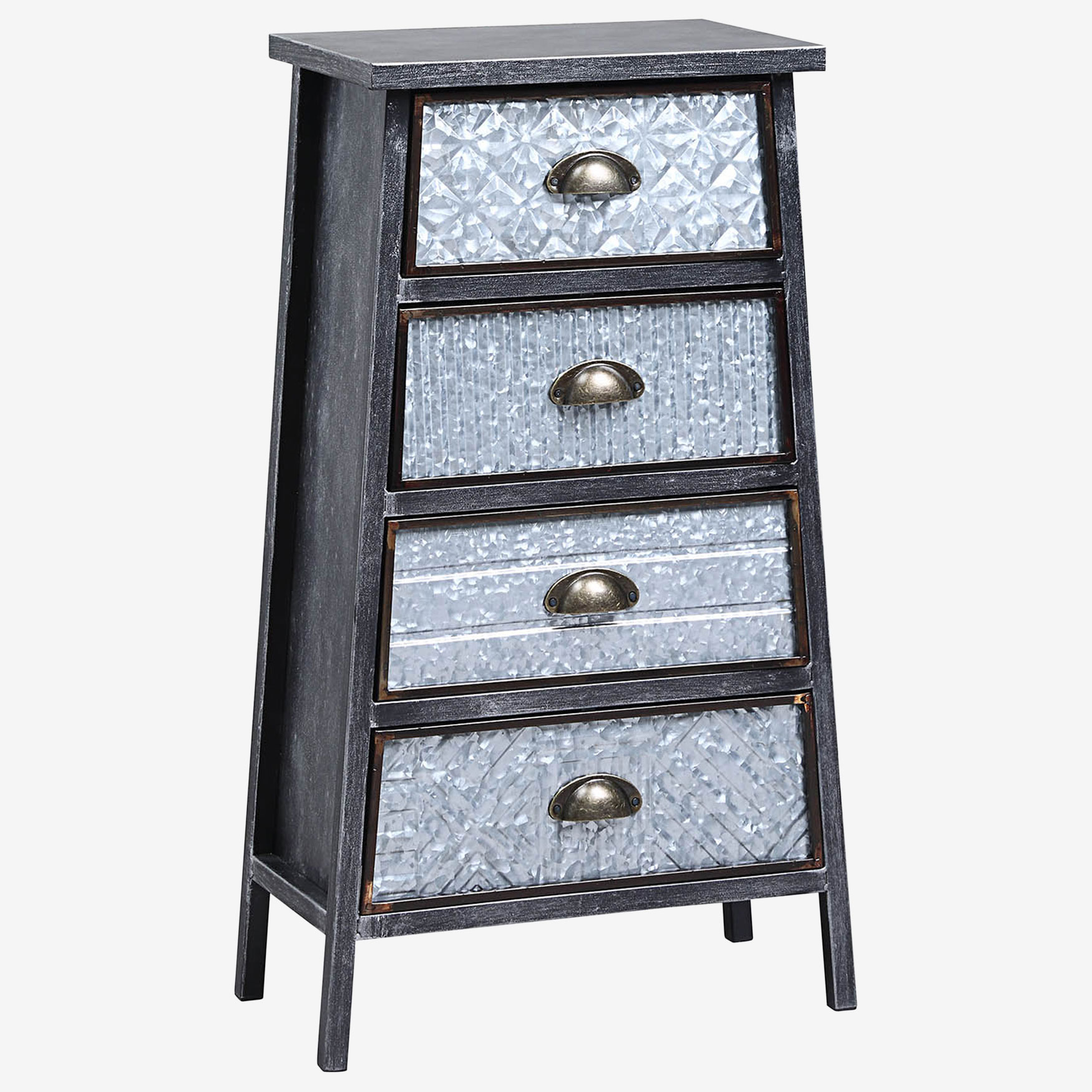 Armata Collection 4 Drawer Chest, MULTI