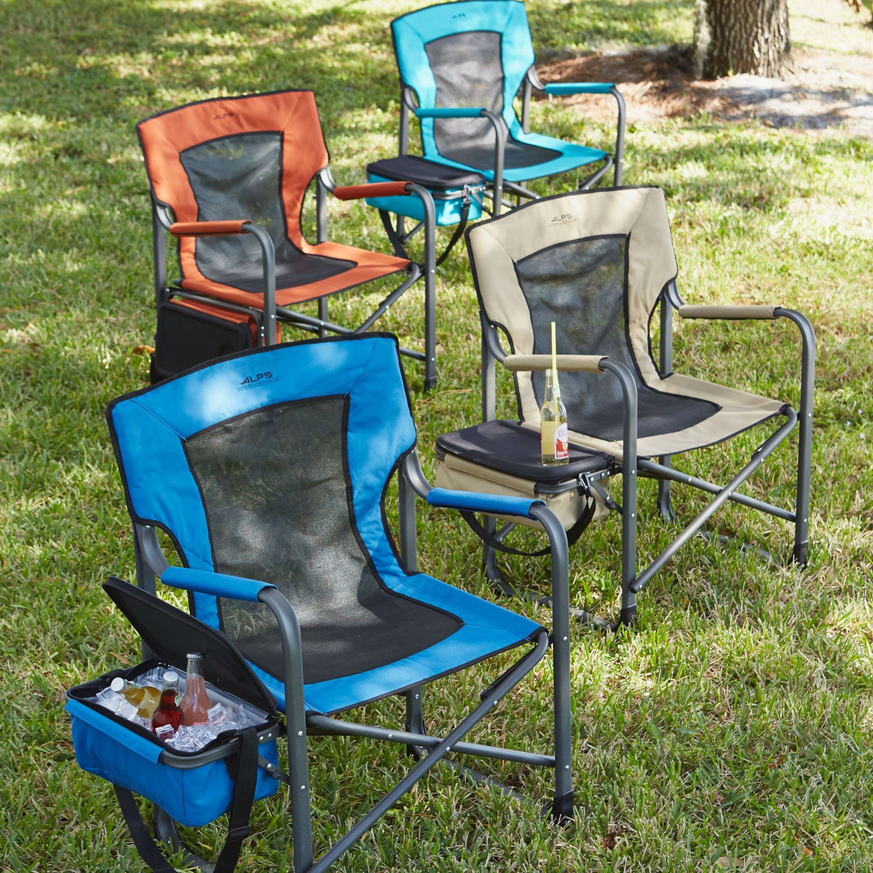 ALPS Cooler Camp Chair,