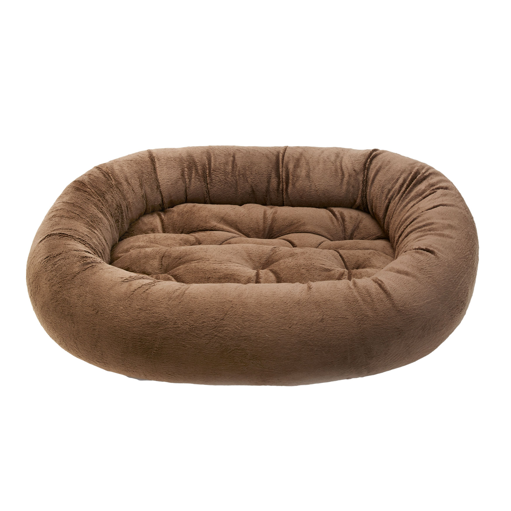 Fiona Faux-Fur Pet Bed,