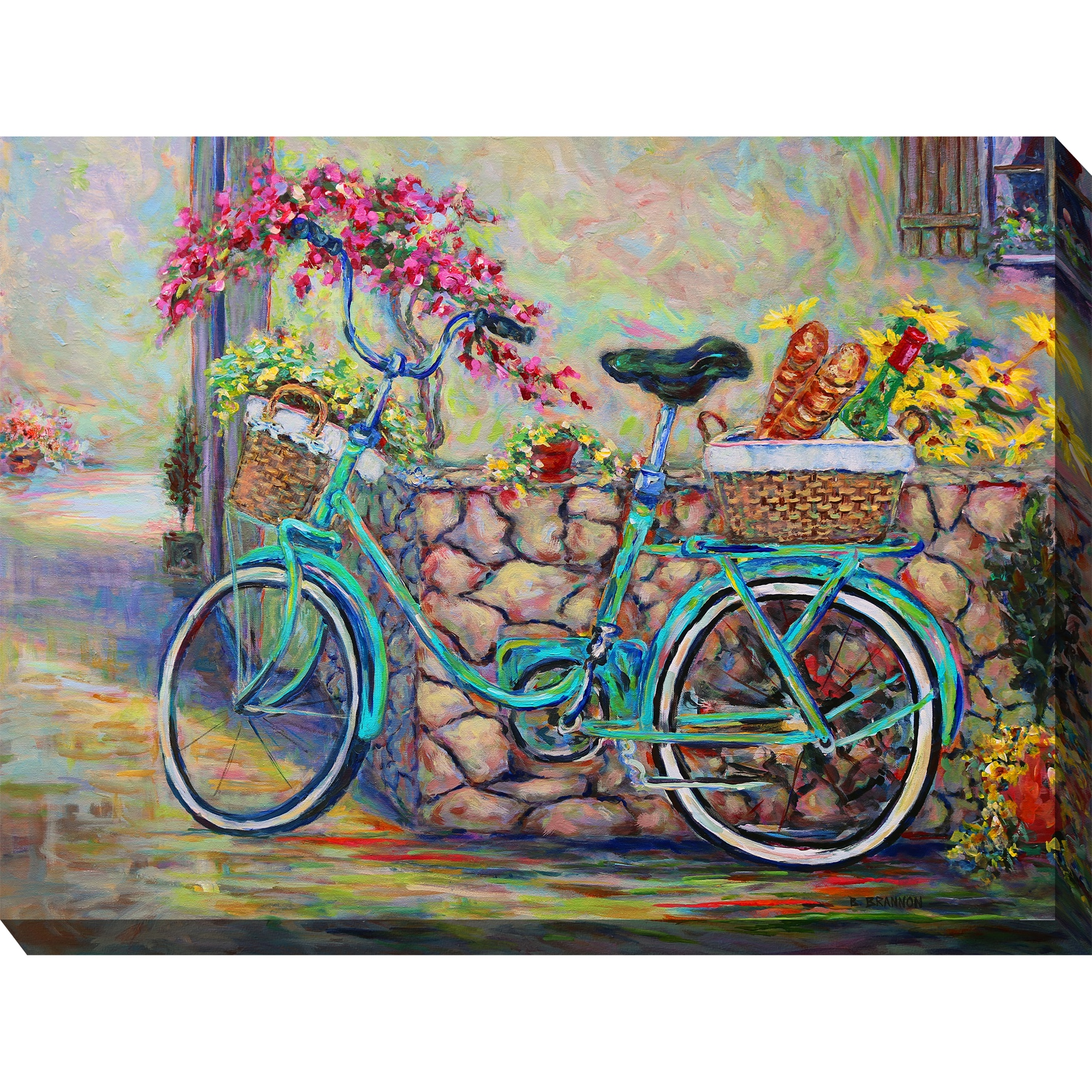 The Sweet Life Outdoor Wall Art, MULTI