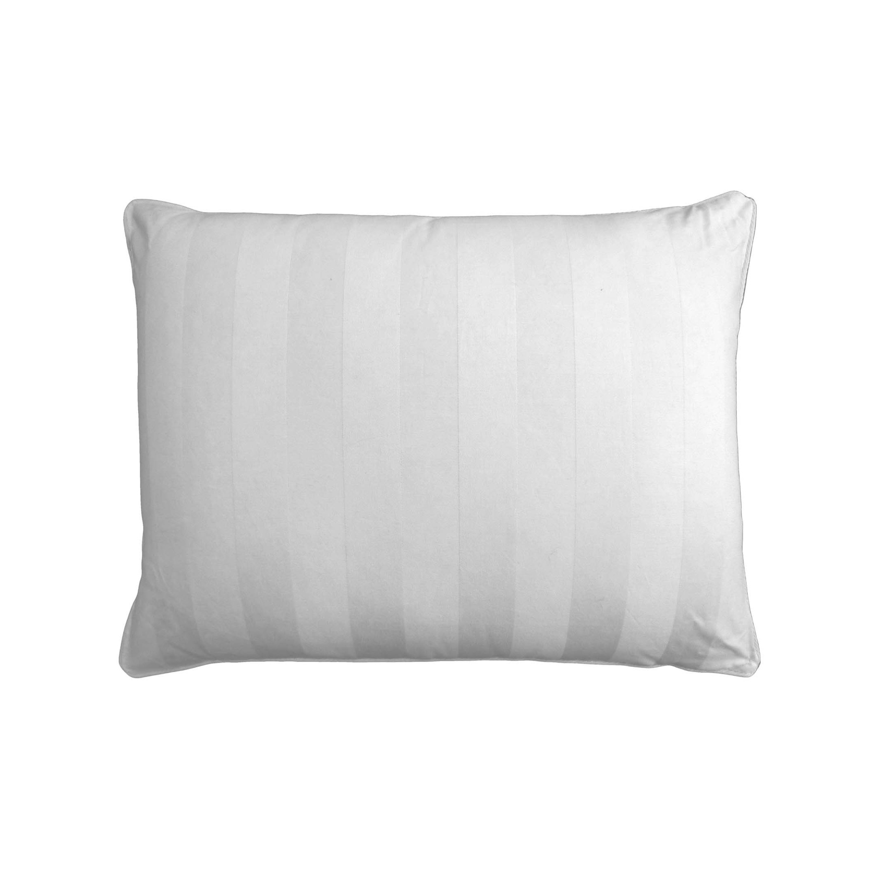 Travel Fresh Down Filled Travel Pillow, WHITE
