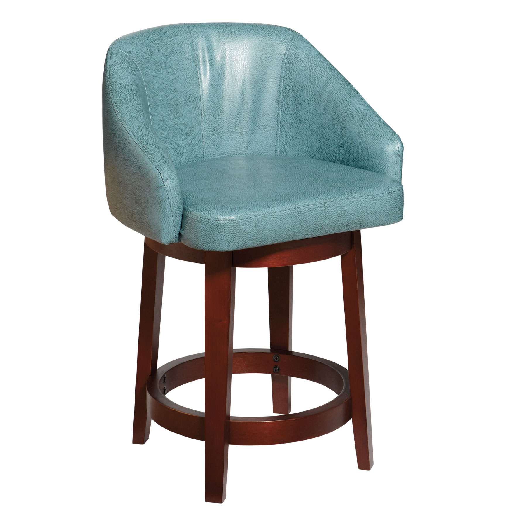 Nina Swivel Counter Stool,