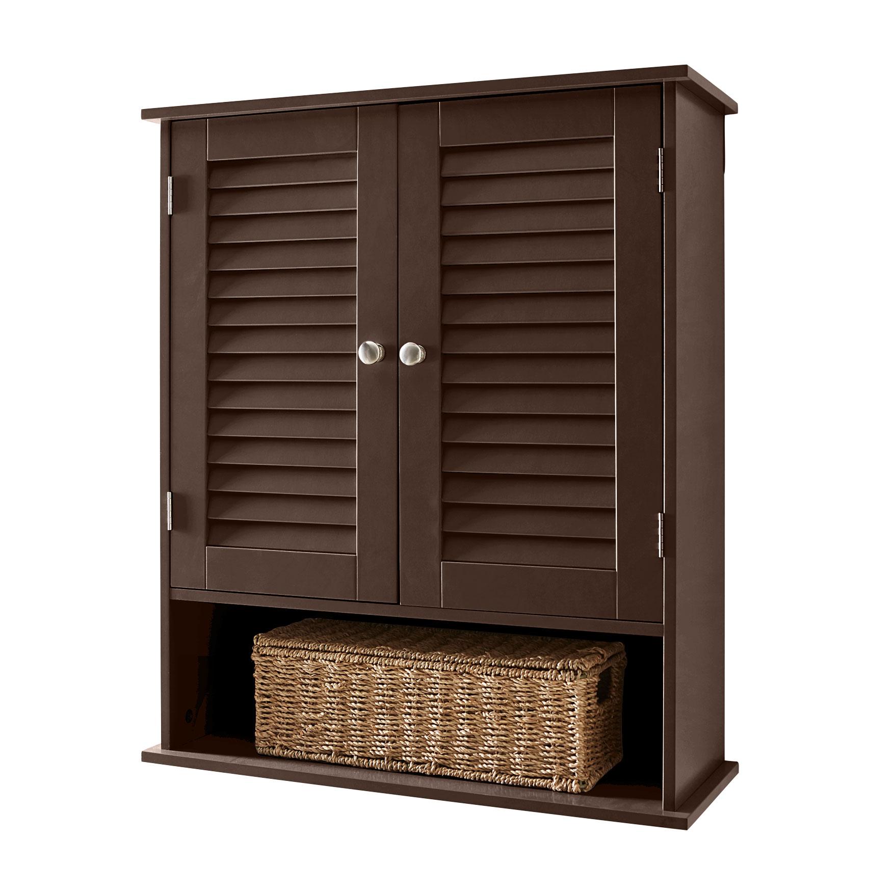 Brylane Home Kitchen: Plus Size Bathroom Storage