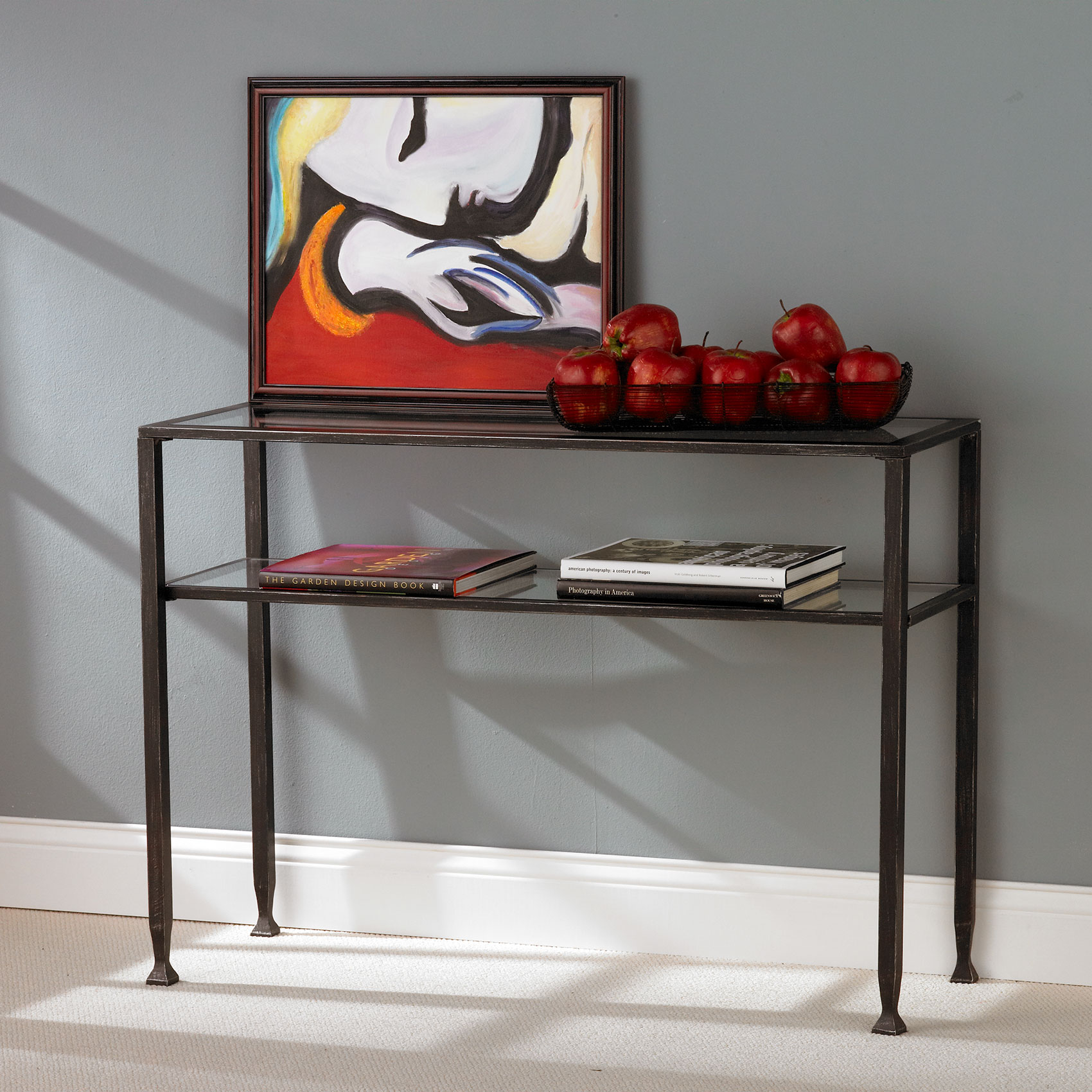 Metal Sofa Table, METAL