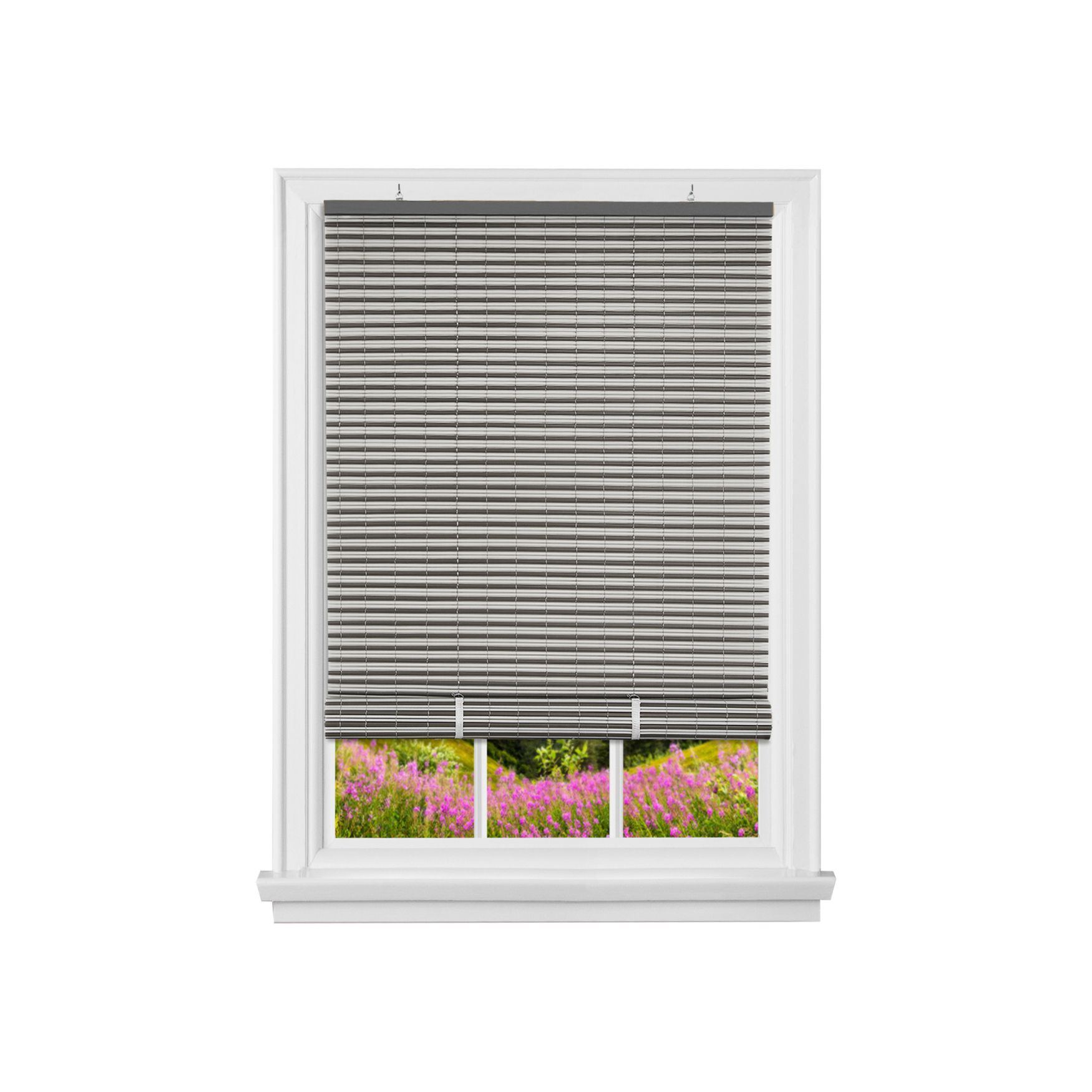 Cordless Veranda Vinyl Roll-Up Blind,