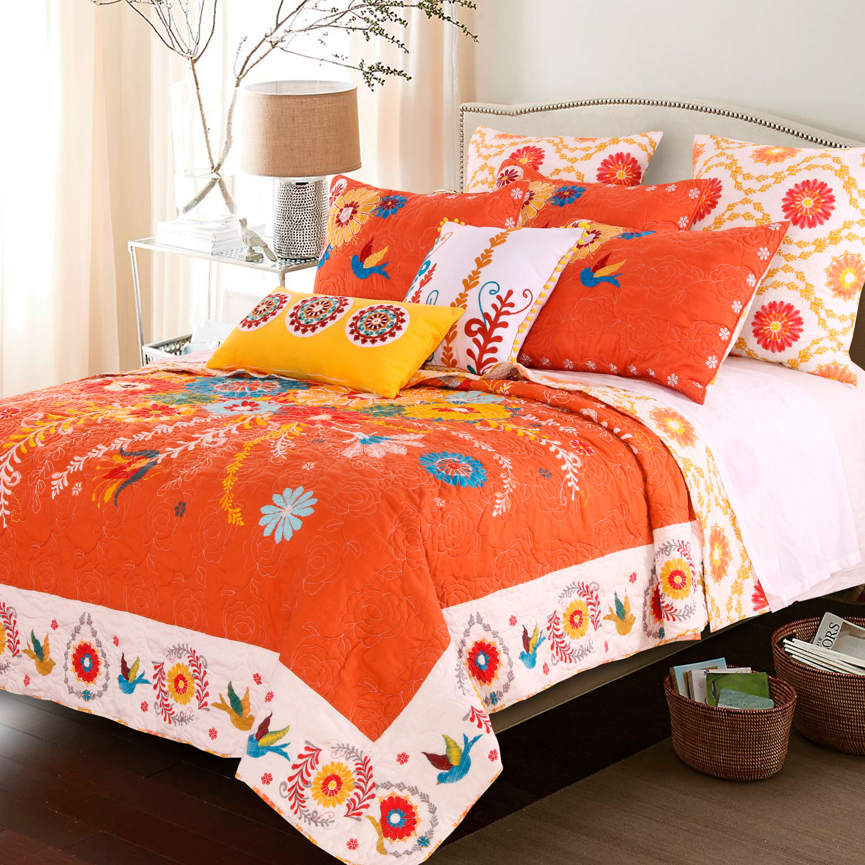Topanga Quilt Set by Barefoot Bungalow,