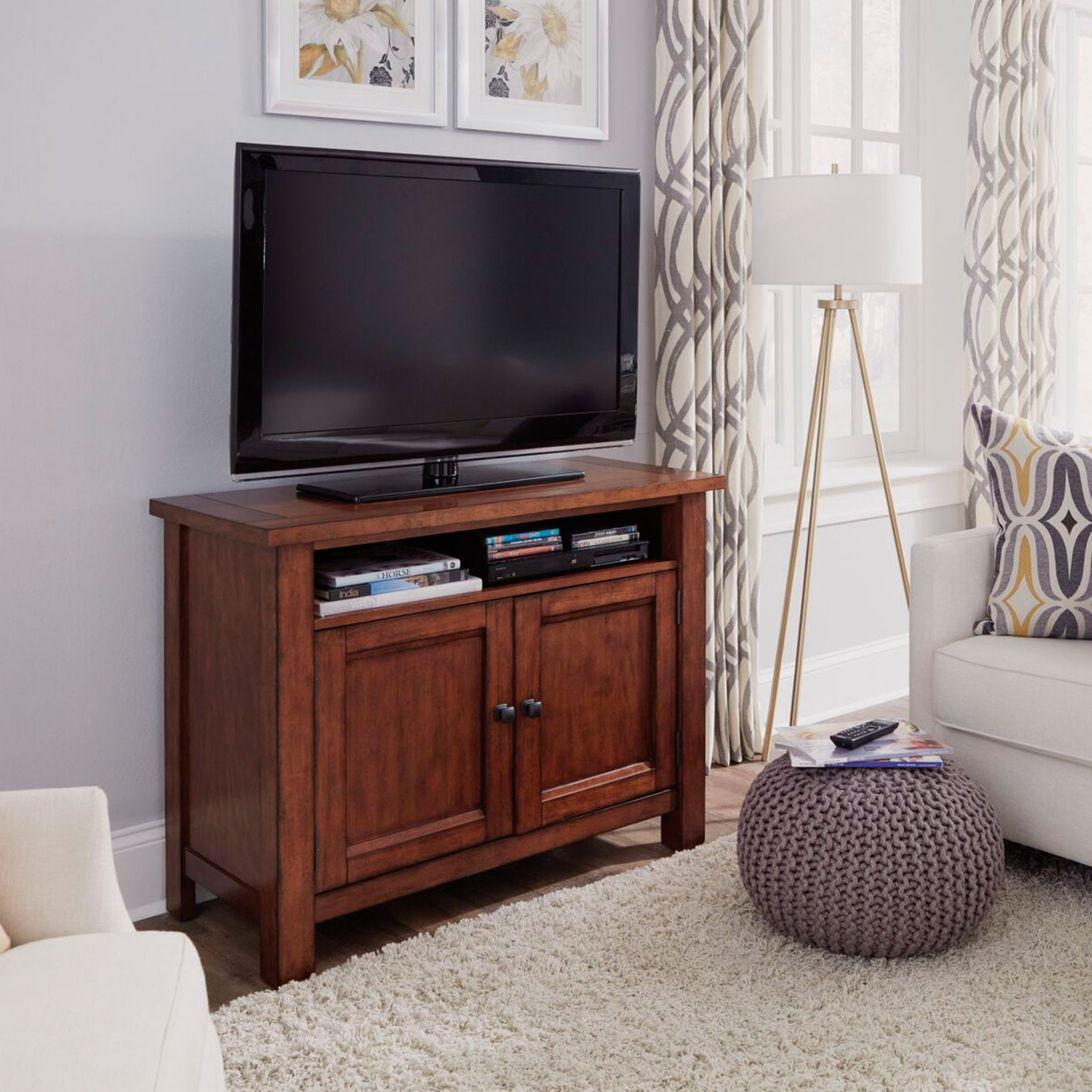 Tahoe Entertainment Stand, MAPLE