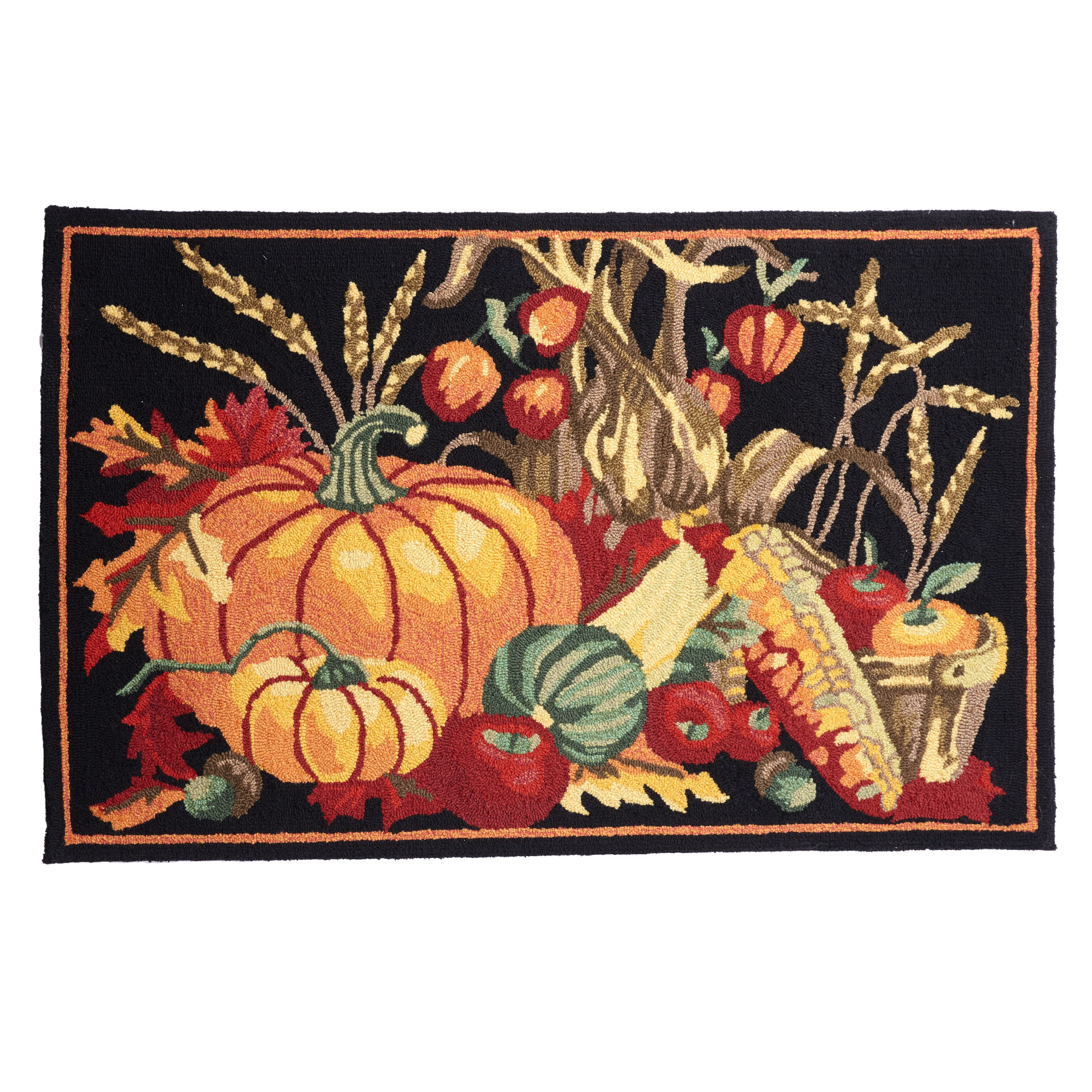 Harvest Mat 30'W x 48'L, BLACK