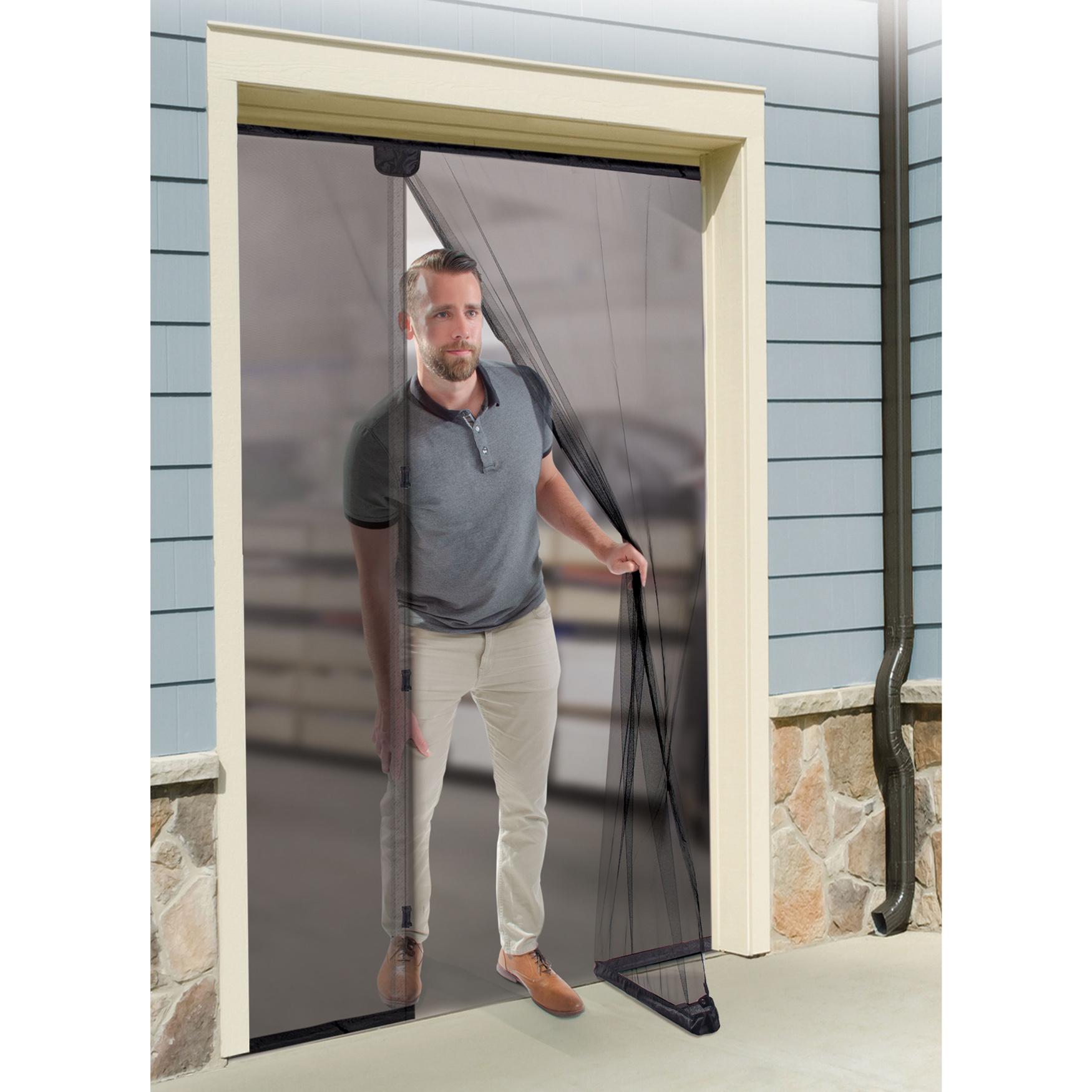 Single Garage Door Screen Brylane Home