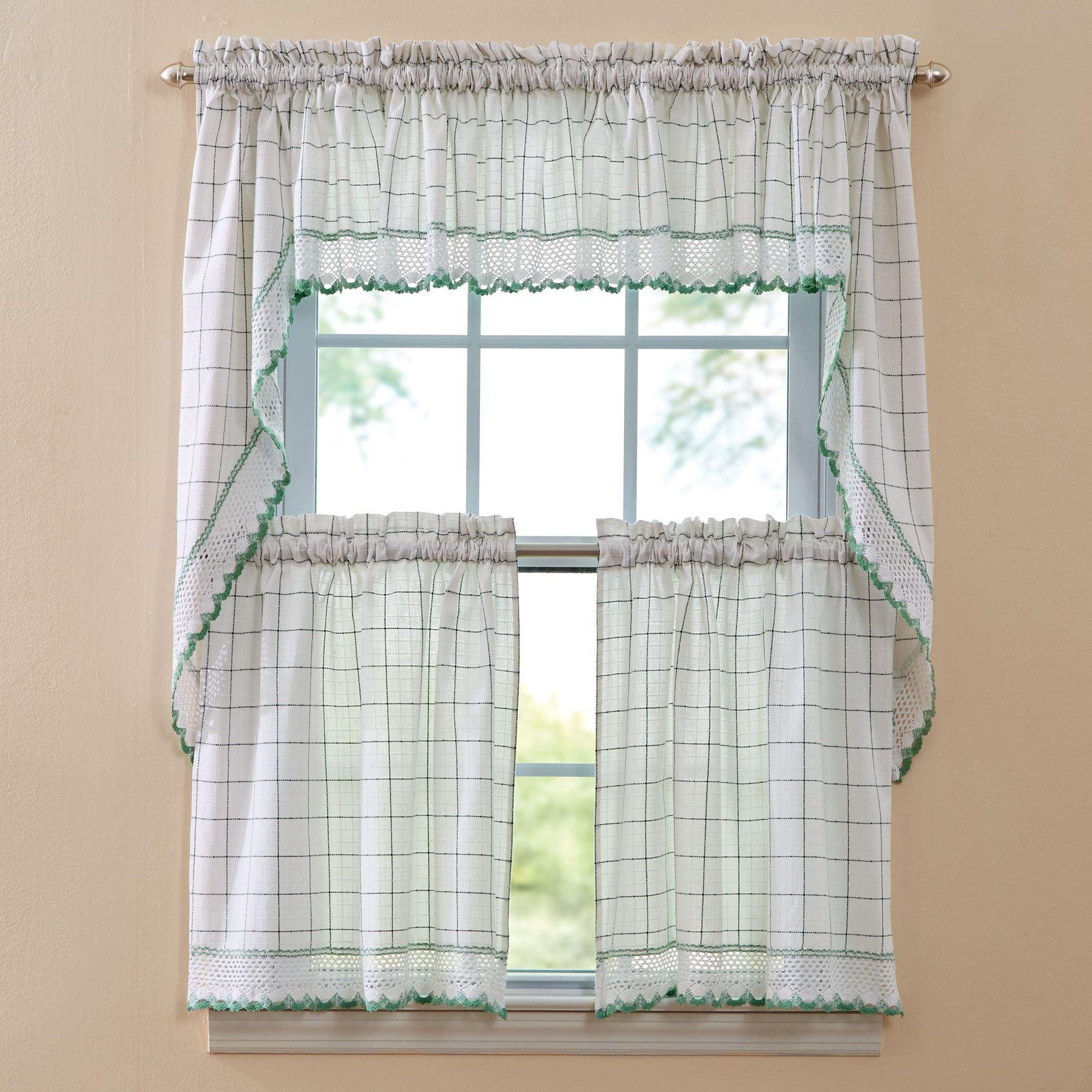 Brylane Home Kitchen: Brylane Home Kitchen Curtains