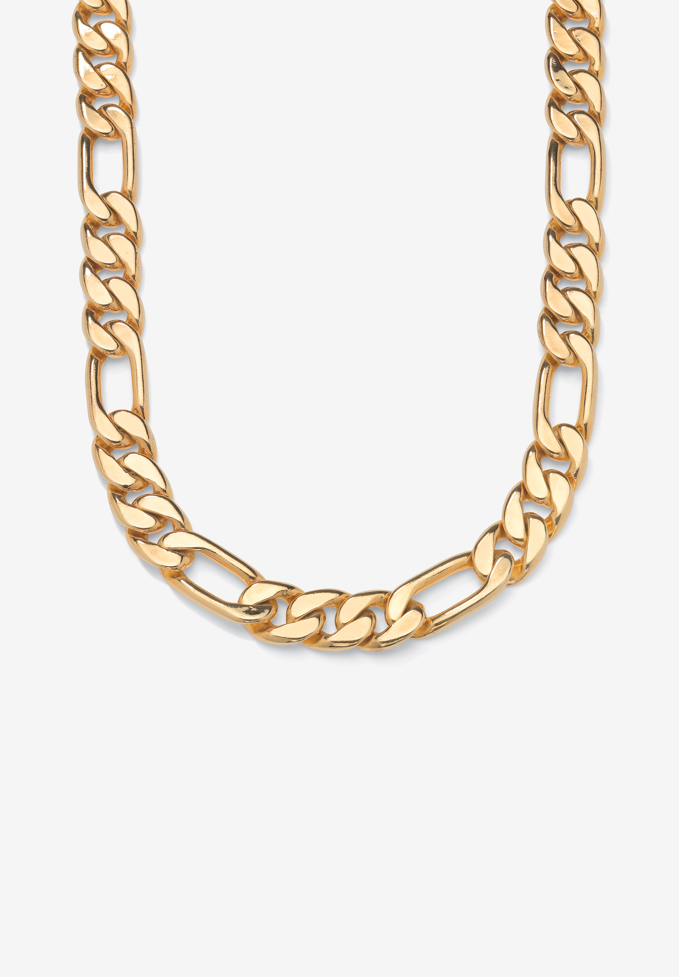"Figaro-Link Necklace 24"", GOLD"