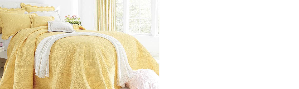 BrylaneHome Bedding in 100s of beautiful styles each season