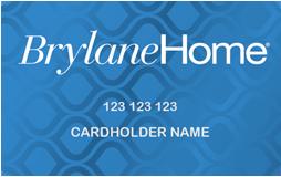 Brylanehome Credit card
