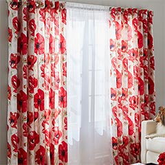 shop Poppy Canvas Panels