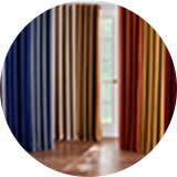 BrylaneHome Curtains banner image