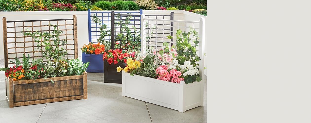 shop Garden & Planters