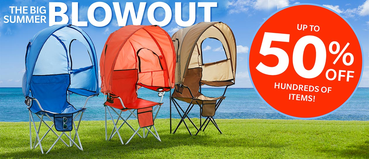 The BrylaneHome Big Summer Blowout up to 50% Off Hundreds of items!