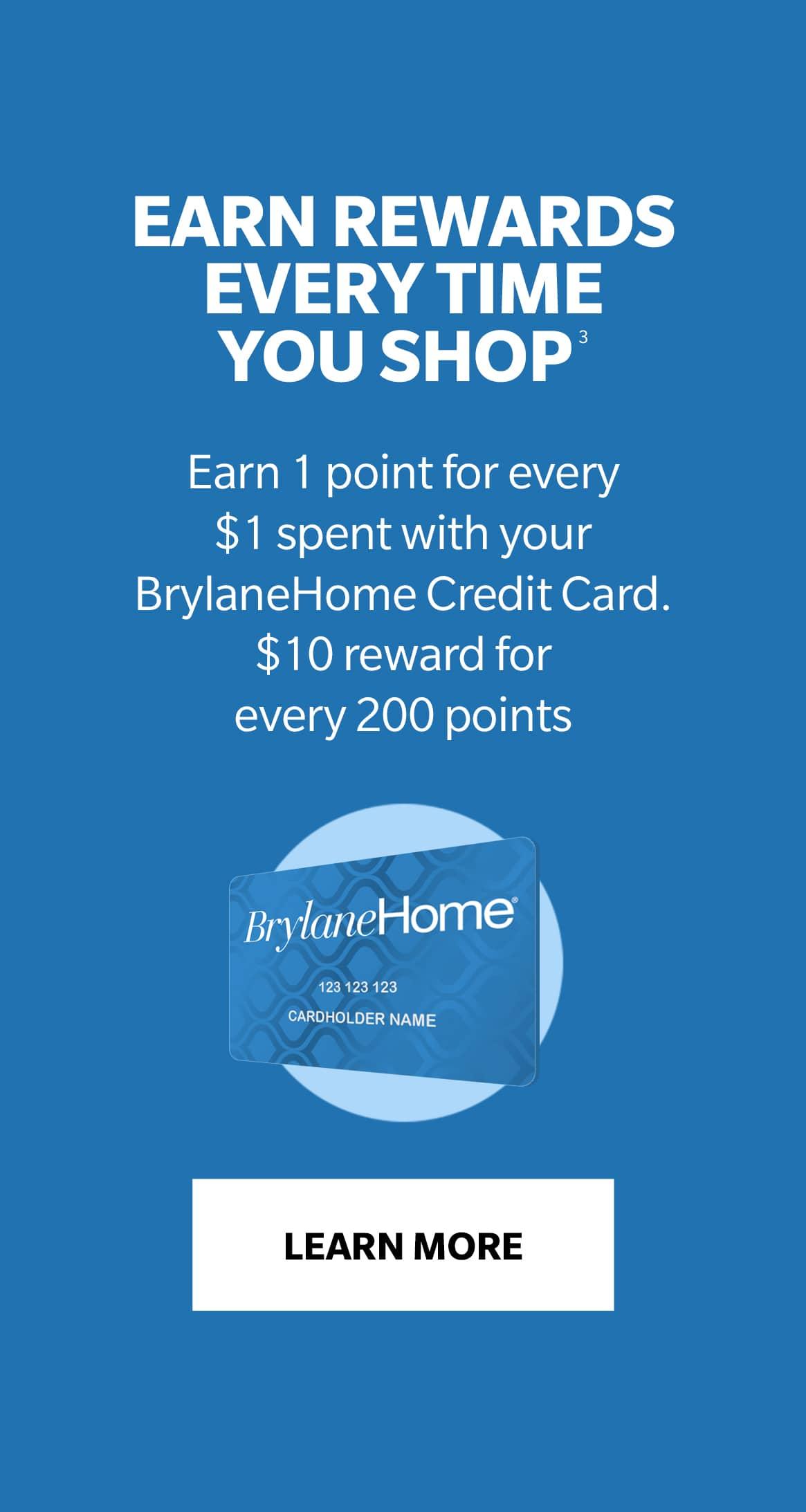 BrylaneHome Credit Card image