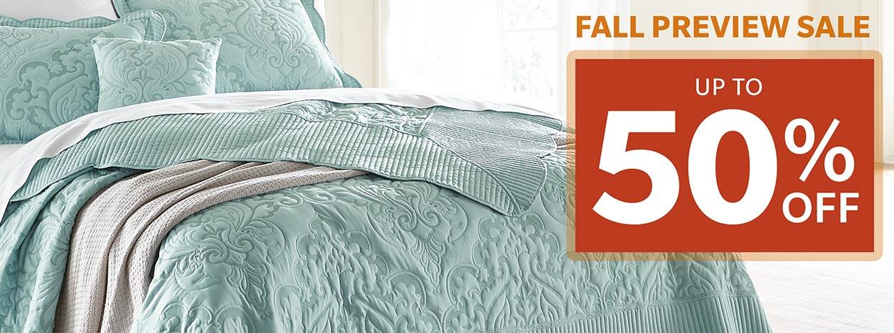 SHOP Bedspreads