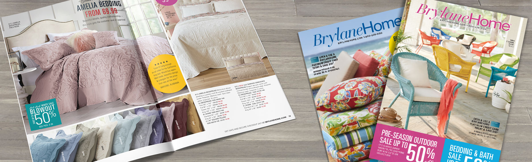 BrylaneHome Catalog Preferences