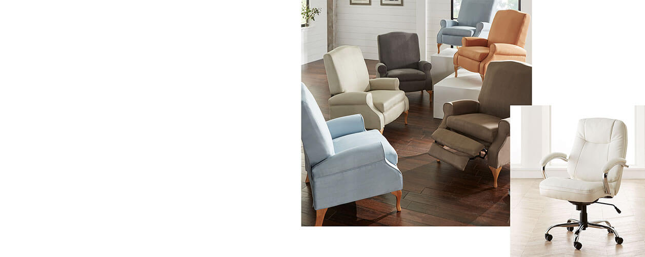 BrylaneHome Plus-Size Furniture means made-to-last quality